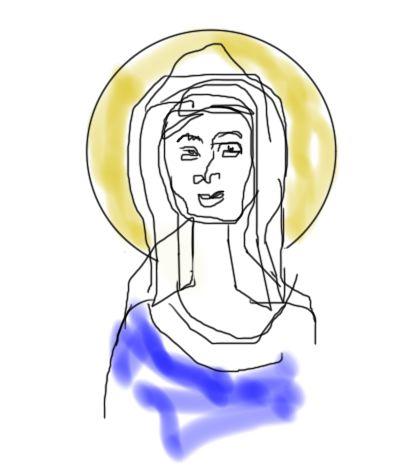St. Karen.  You likey?