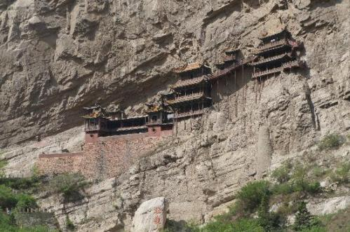 hengshan-hanging-temple