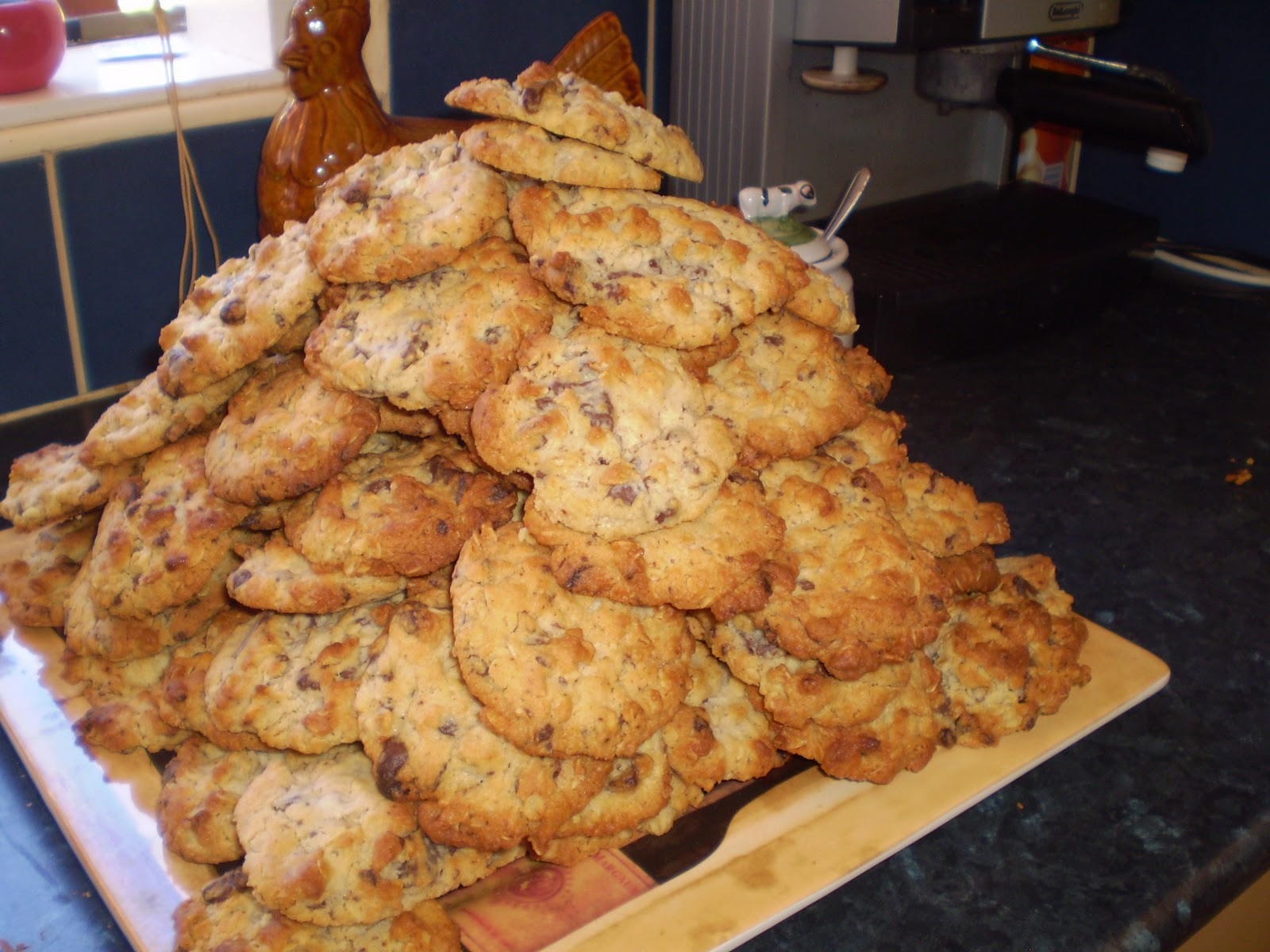 Image result for mountain of cookies